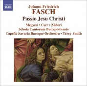 Mary Terey-Smith: Fasch: Passio Jesu Christi / Suite in D Minor - CD