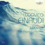 Jeroen van Veen: Einaudi: Waves, The Piano Collection - CD