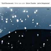 Tord Gustavsen: What Was Said - CD