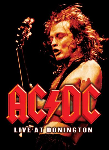 AC/DC: Live At Donington - DVD