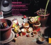 Orchestre national du Capitole de Toulouse, Tugan Sokhiev, Genevieve Laurenceau: Prokofiev, Rachmaninov: Violin Concerto No.2, Symphonic Dances op.45 - CD