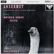 Orchestre de la Suisse Romande, Ernest Ansermet: Ravel: Ma Mère l'Oye / Debussy: Nocturnes - Plak