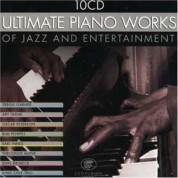 Çeşitli Sanatçılar: Ultimate Piano Works - CD
