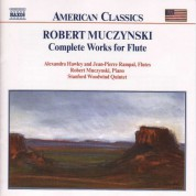 Muczynski: Works for Flute (Complete) - CD