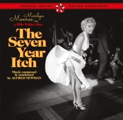 Alfred Newman: OST - The Seven Year Itch + 23 Bonus Tracks. - CD