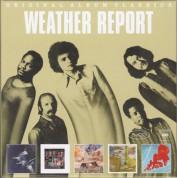 Weather Report: Original Album Classics - CD