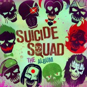 Çeşitli Sanatçılar: OST - Suicide Squad: The Album - CD