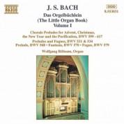 Bach, J.S.: Orgelbuchlein (Das), Vol. 1 - CD