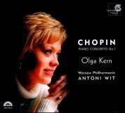 Olga Kern: Chopin: Piano Concerto no.1 - CD