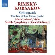 Gerard Schwarz: Rimsky-Korsakov: Scheherazade - CD