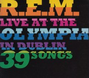 R.E.M.: Live At The Olympia - CD