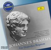 Berliner Philharmoniker, Eberhard Wächter, Gundula Janowitz, Herbert von Karajan, Wiener Singverein: Brahms: Ein Deutsches Requiem - CD