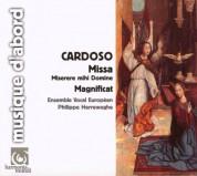 Ensemble Vocal Européen, Philippe Herreweghe: Cardoso: Missa Miserere mihi Domini, Magnificat - CD