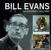 Bill Evans: The Mello Sound Of Don Elliott + Listen To The Music Of Jerry Wald - CD