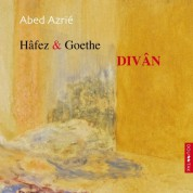 Abed Azrie: Hafez and Goethe Divan - CD