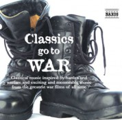 Çeşitli Sanatçılar: Classics Go To War - CD