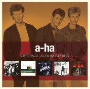 A-ha: Original Album Series - CD