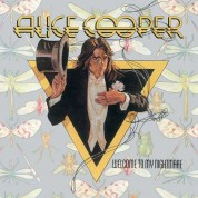 Alice Cooper: Welcome To My Nightmare (Limited Edition) - Plak