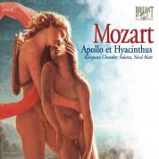 Róbert Morvai, Anna Haase, Florian Prey, European Chamber Soloists, Nicol Matt: Mozart: Apollo et Hyacinthus - CD