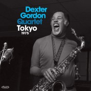 Dexter Gordon, Kenny Drew: Dexter Gordon Quartet feat Kenny Drew - Tokyo 1975 (All Tracks Previously Unissued) - Plak