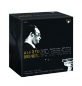 Alfred Brendel: The Complete Vox, Turnabout and Vanguard Solo Recordings - CD