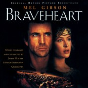 James Horner, London Symphony Orchestra: OST - Braveheart - CD