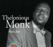 Thelonious Monk: Piano Solo - CD