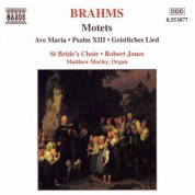 Brahms: Motets - CD