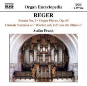 Stefan Frank: Reger, M.: Organ Works, Vol.  5 - CD