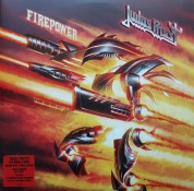 Judas Priest: Firepower (Red Vinyl) - Plak