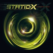 Static-X: Shadow Zone - Plak