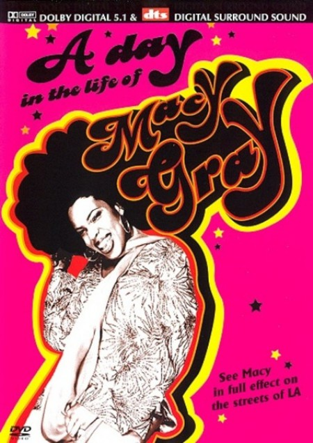 Macy Gray: A Day In The Life Of Macy Gray - DVD