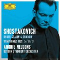 Andris Nelsons, Boston Symphony Orchestra: Shostakovich: Symphony No. 5.8.9 - CD