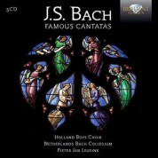 Holland Boys Choir, Netherlands Bach Collegium, Pieter Jan Leusink: J.S. Bach: Famous Cantatas - CD