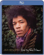 Jimi Hendrix: Hear My Train A Comin - BluRay