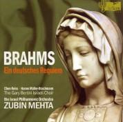 Israel Philharmonic Orchestra, Zubin Mehta: Brahms: Ein Deutsches Requiem - CD