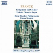 Franck: Symphony in D Minor / Prelude, Choral Et  Fugue - CD
