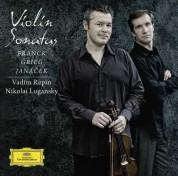 Vadim Repin, Nikolai Lugansky: Franck/ Grieg/ janacek: Violin Sonatas - CD