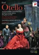 Alexandrs Antonenko, Sonya Yoncheva, The Metropolitan Opera Orchestra and Chorus: Verdi: Otello - DVD