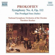 Ukraine National Symphony Orchestra: Prokofiev, S.: Symphony No. 4 / The Prodigal Son - CD