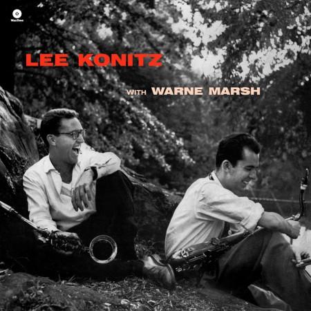 Lee Konitz, Warne Marsh: Lee Konitz With Warne Marsh - Plak