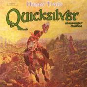 Quicksilver Messenger Service: Happy Trails - Plak