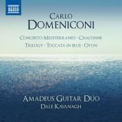Amadeus Guitar Duo: Domeniconi: Concerto Mediterraneo - CD