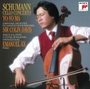 Yo-Yo Ma, Emanuel Ax, Bavarian Radio Symphony Orchestra, Sir Colin Davis: Schumann: Cello Concerto Op. 129 - CD