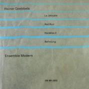 Ensemble Modern: Heiner Goebbels: La Jalousie - CD