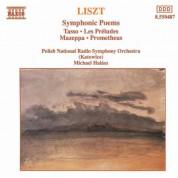 Liszt: Symphonic Poems, Vol. 1 - CD