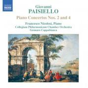 Paisiello: Piano Concertos Nos. 2 and 4 / Proserpine Overture - CD