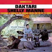 Shelly Manne: Daktari - Plak