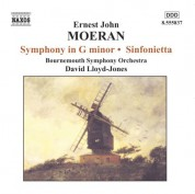 Moeran: Symphony in G Minor /  Sinfonietta - CD