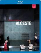 Madrid Teatro Real Orchestra, Ivor Bolton: Gluck: Alceste - BluRay